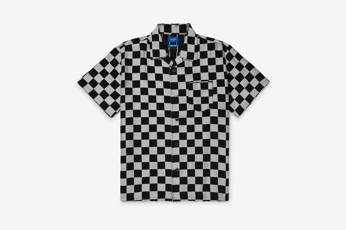 Checkerboard Shirt