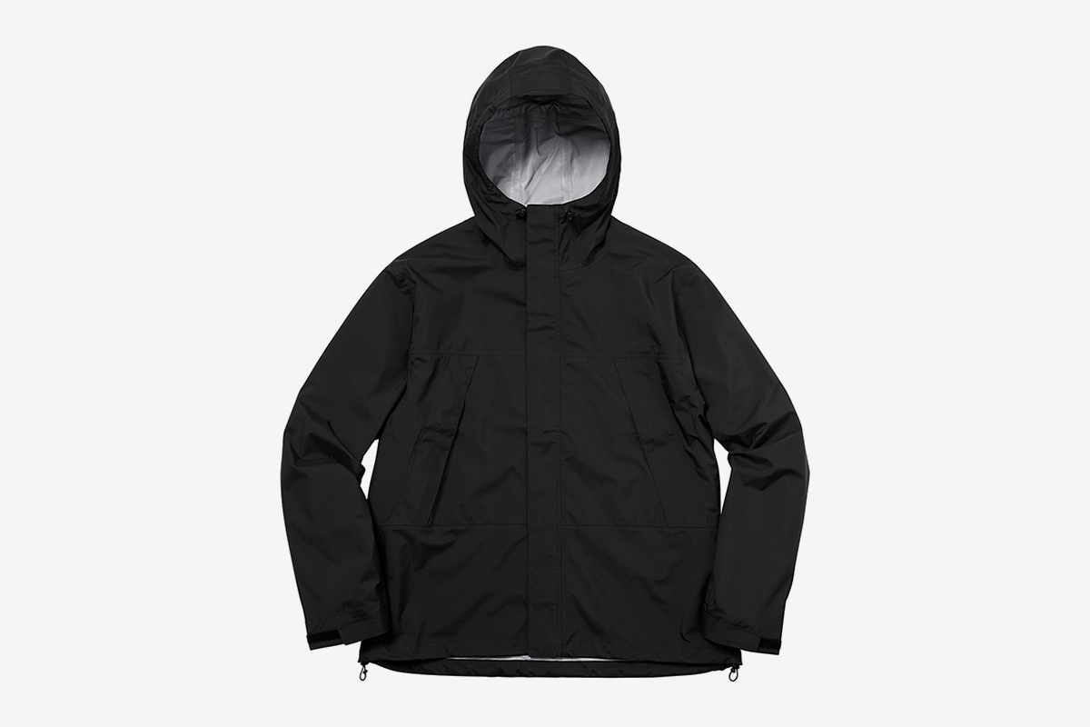 Taped Seam Jacket
