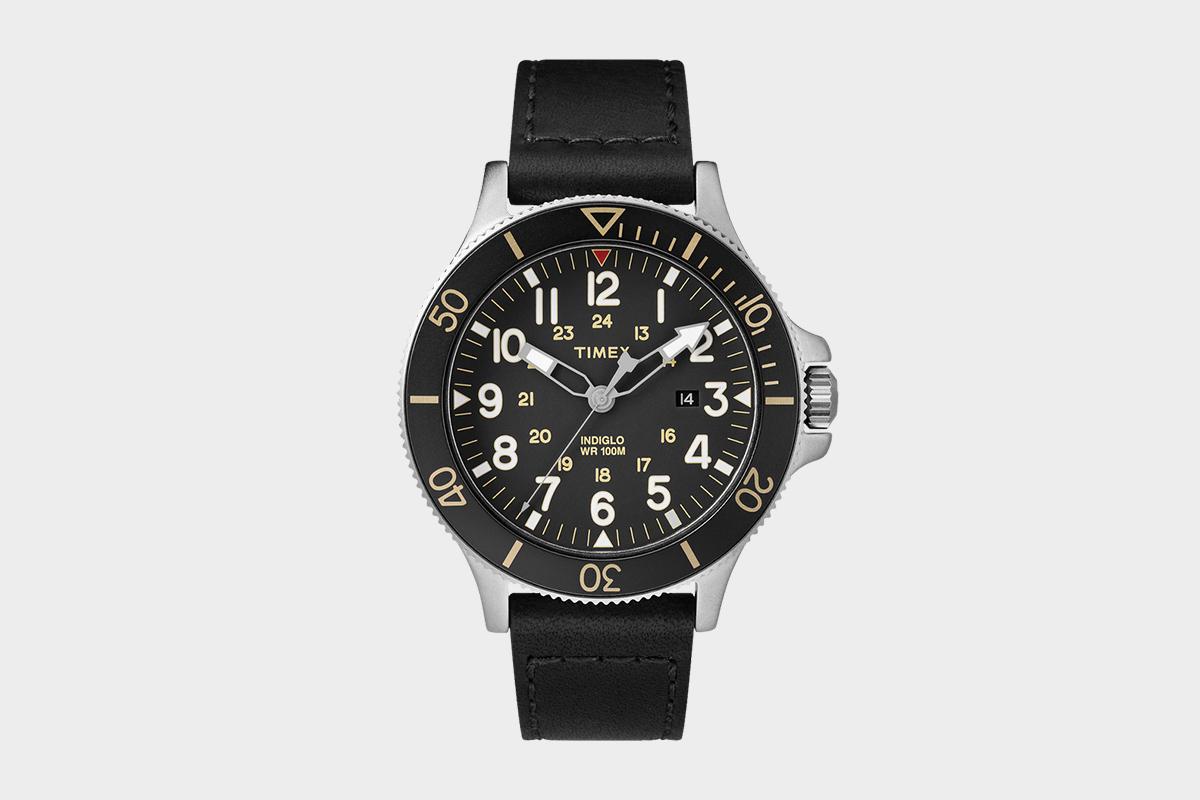 Allied Coastline 43mm Watch