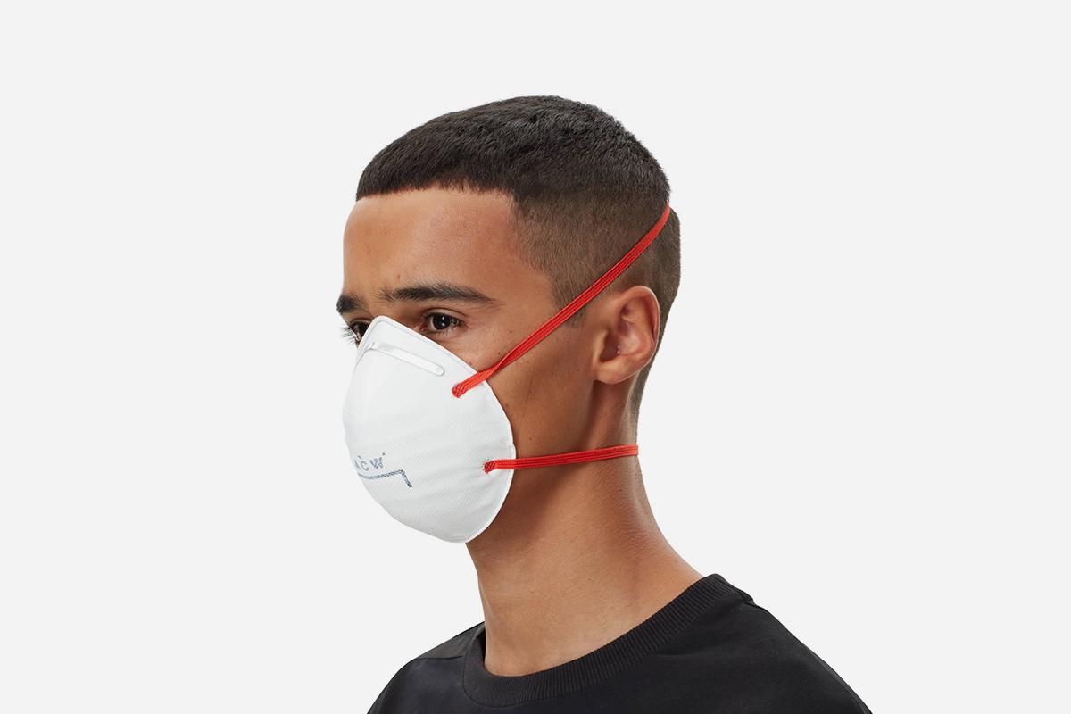 Dust Resistant Face Mask