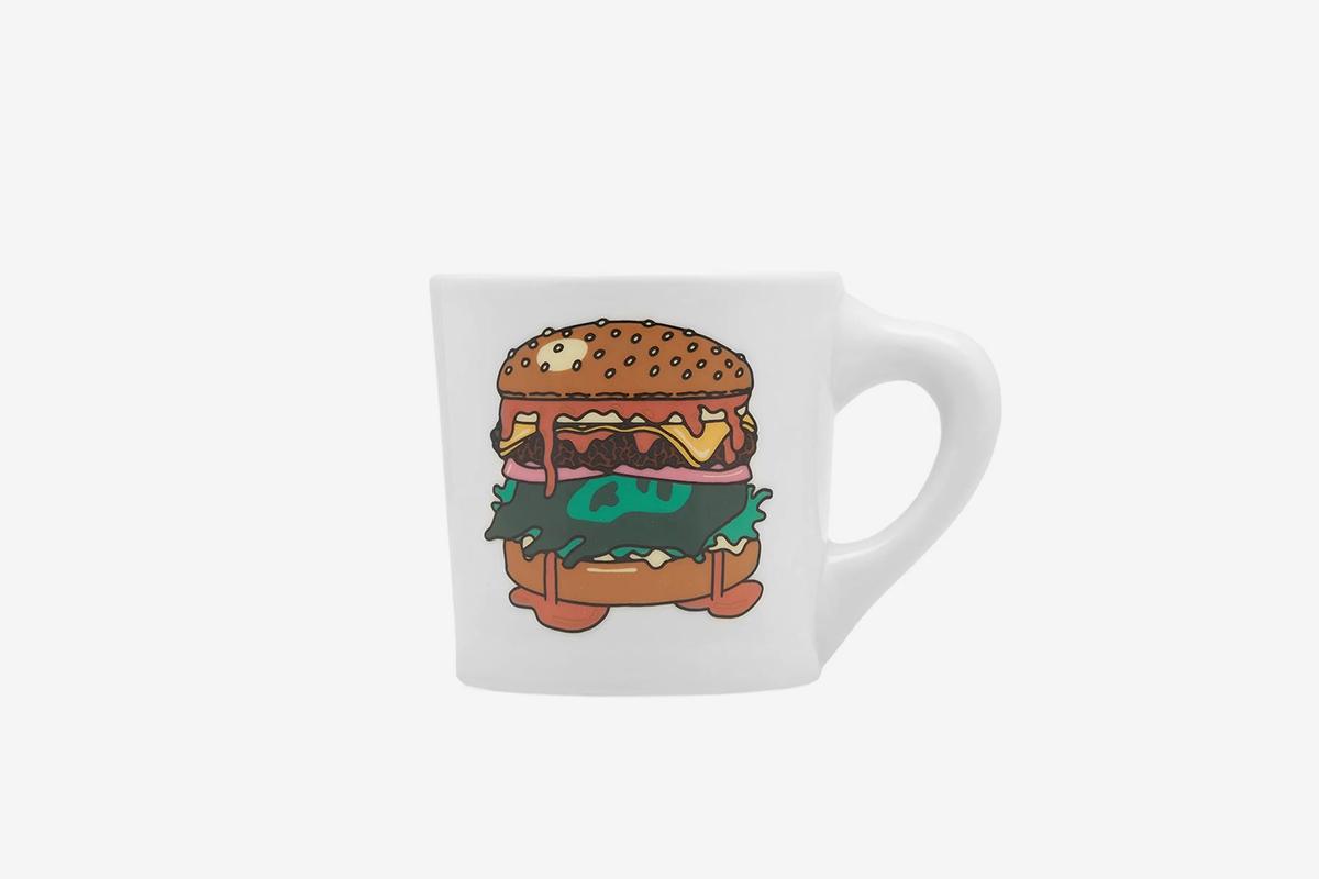 Burger Mug