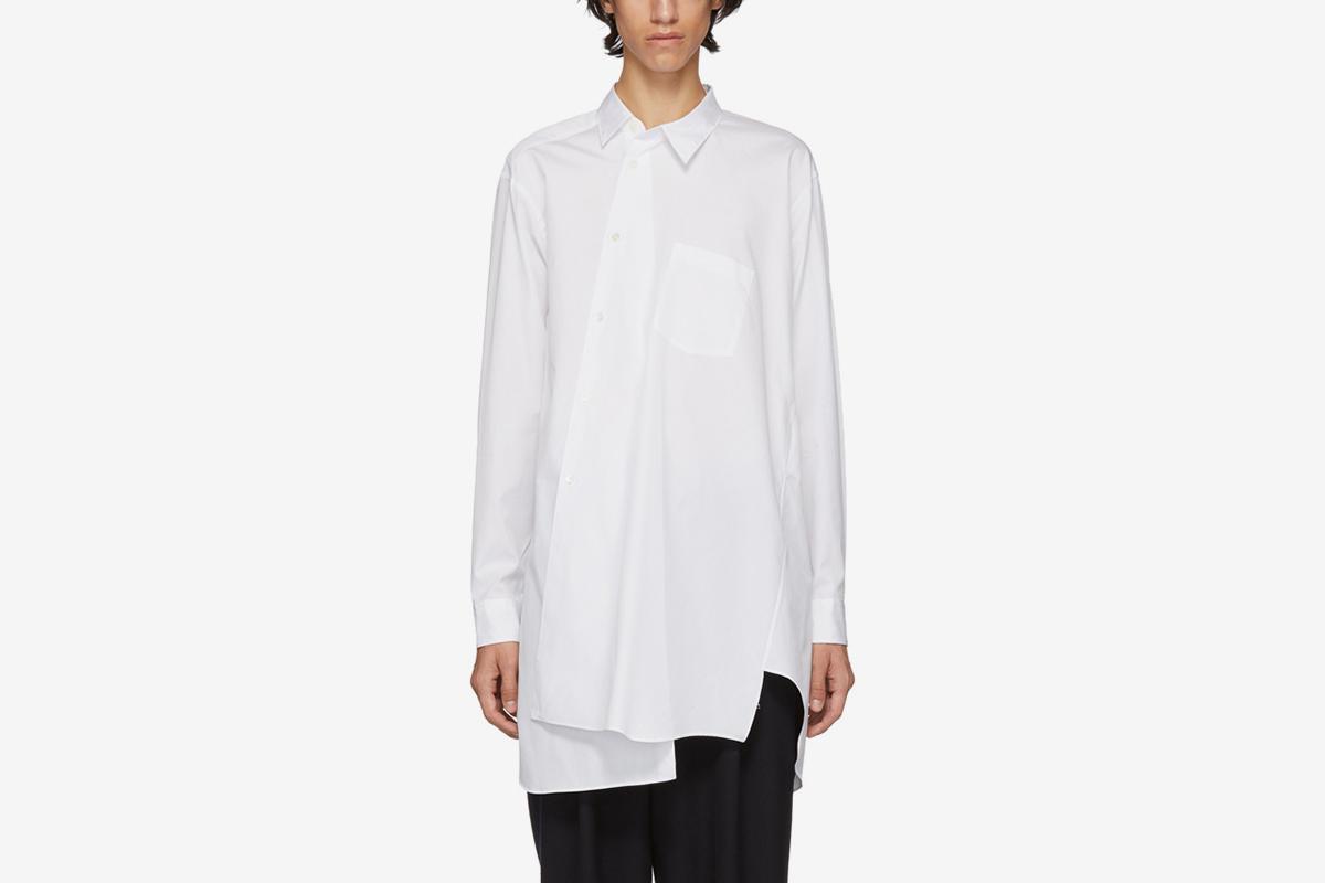 Asymmetric Shirt