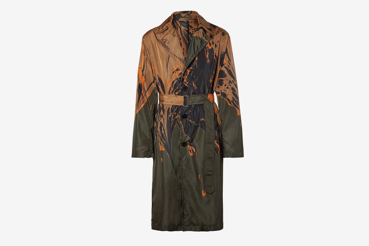 Marble Coat