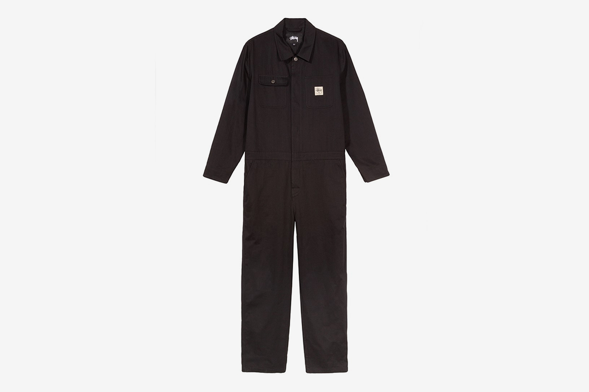 Herringbone Coverall