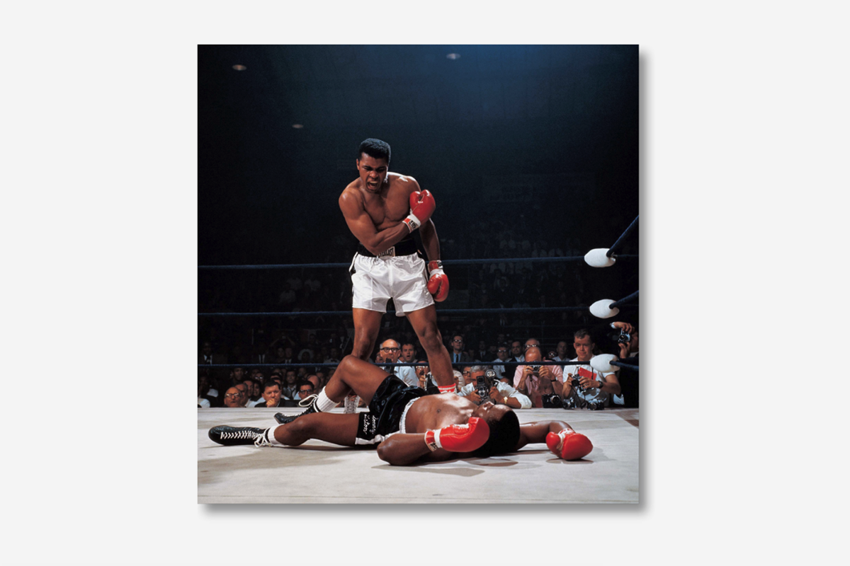 Ali Knocks out Liston, 1965