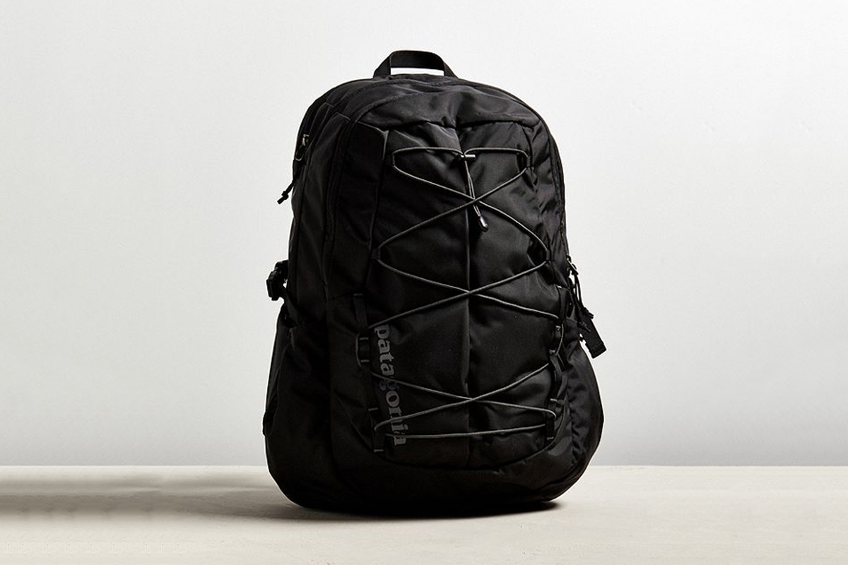 Webbed Backpack