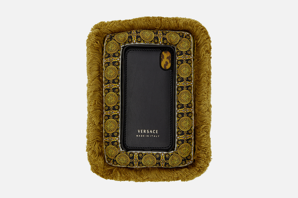 Curtain iPhone X Case