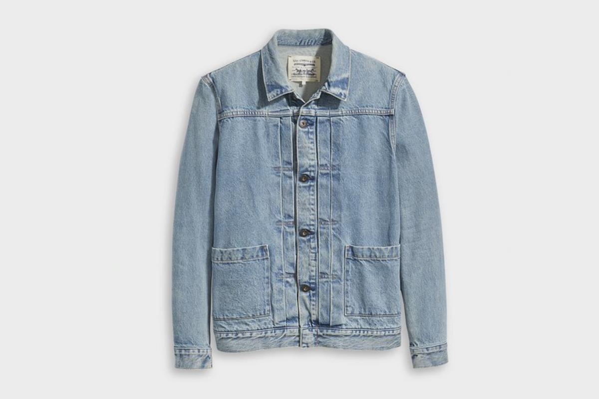 Tyle Li Worn Trucker Jacket