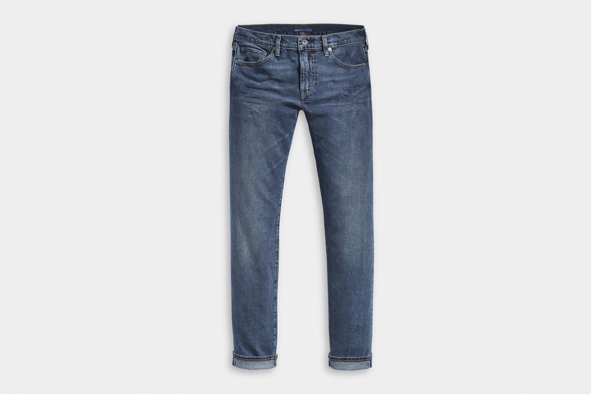 502 Regular Taper Fit Stretch Jeans