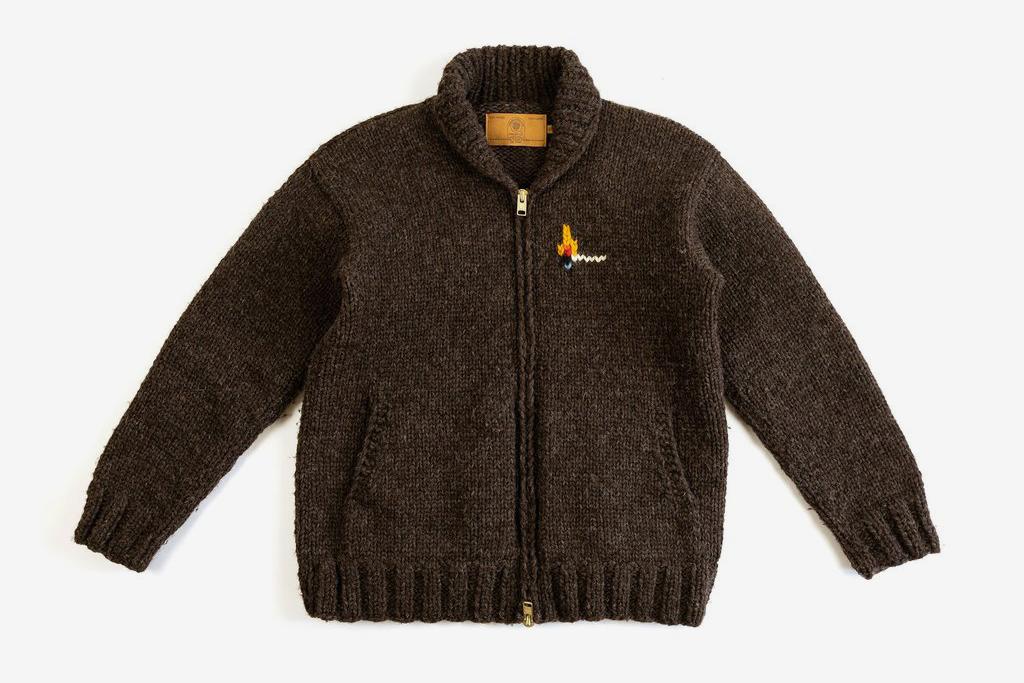 Molotov Wool Sweater