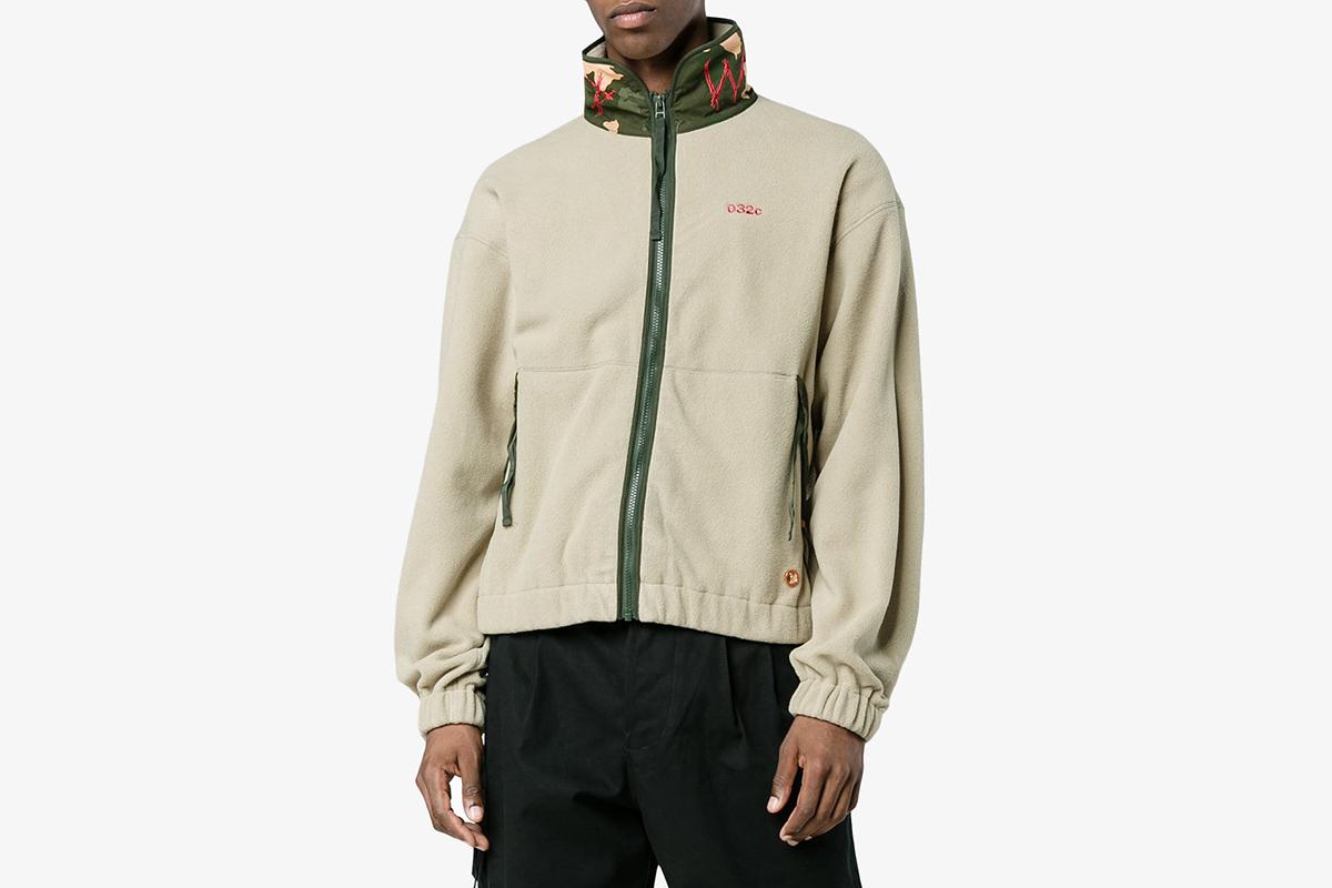 WWB Chevignon Fleece Jacket