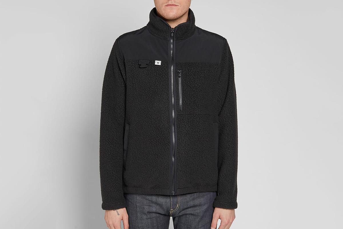Squad Fleece Jacket