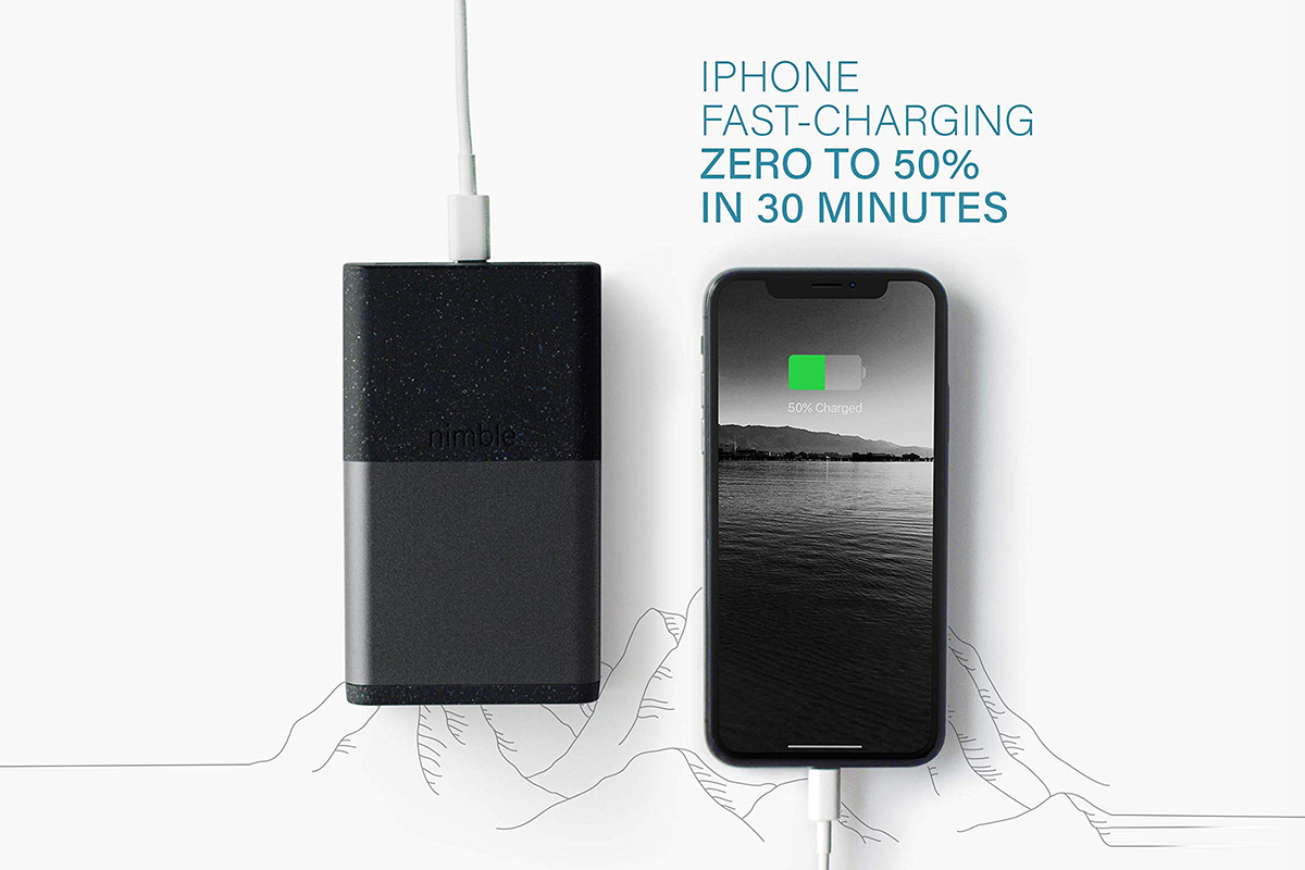 3-Day Fast Portable Charger