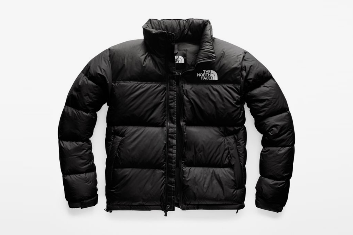 Retro Nuptse Jacket
