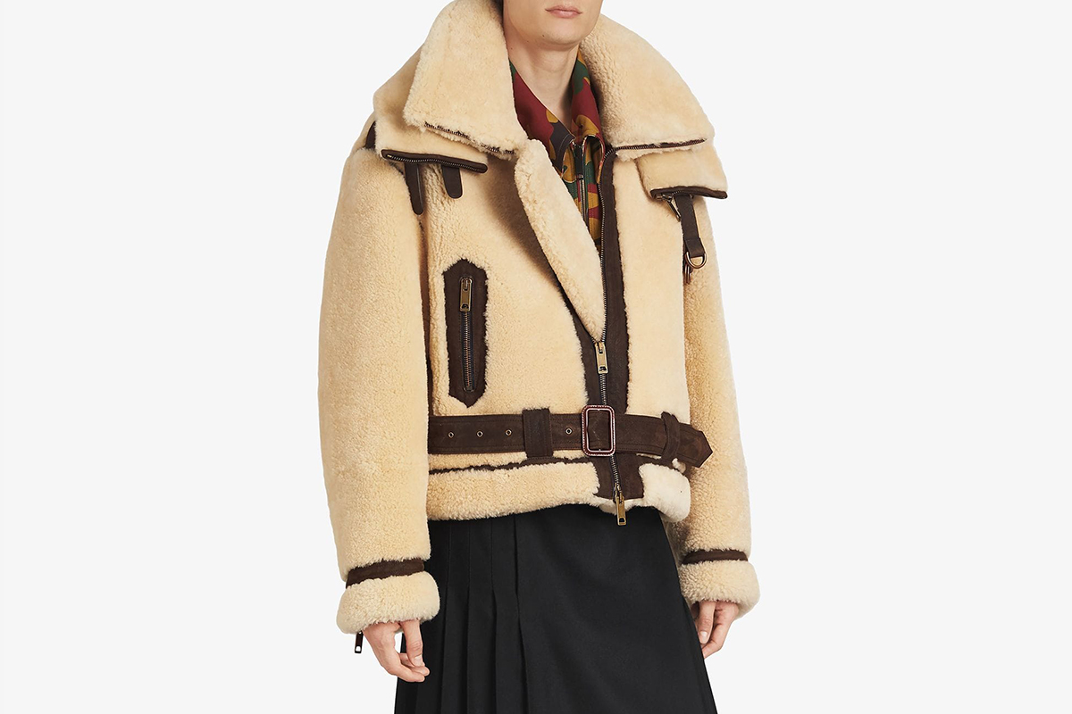 Reissued 2010 Shearling Aviator