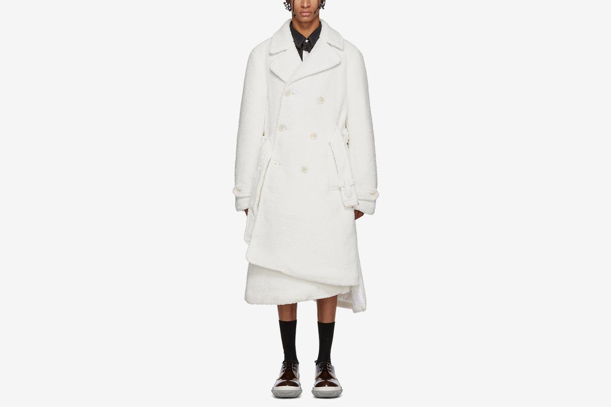 Boa Plushy Coat