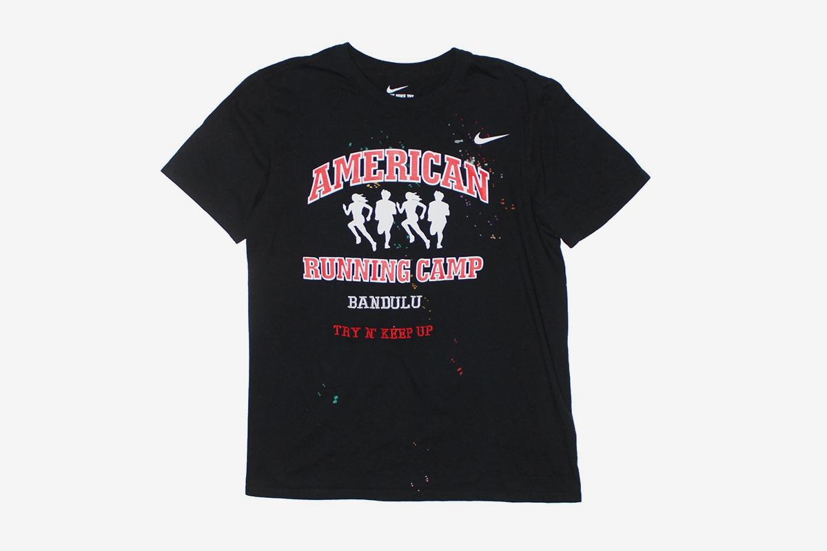 Runner's Club Vintage Nike T-Shirt