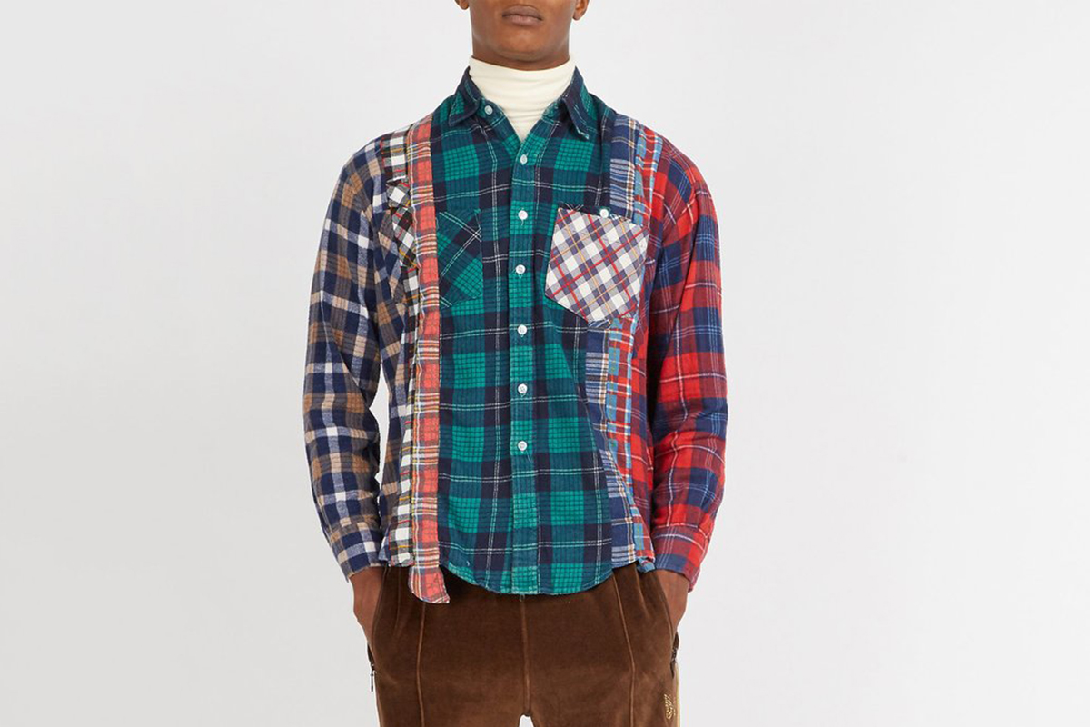 7 Cuts Flannel