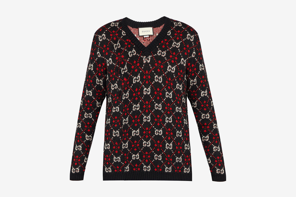 GG Knit Sweater