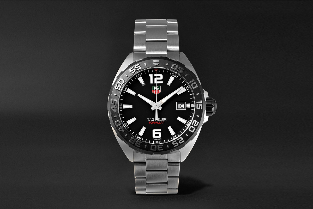 Formula 1 41mm Stainless Steel Watch