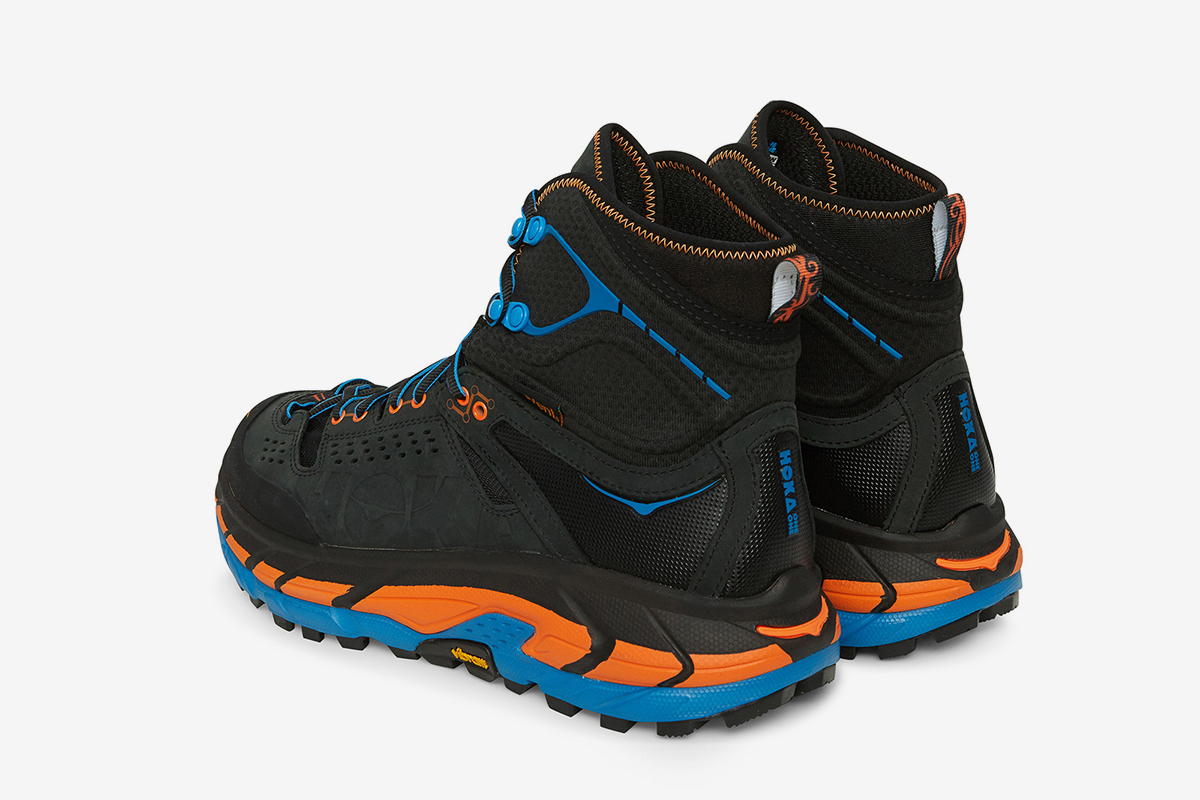 Tor Ultra Hi Sneakers Anthracite