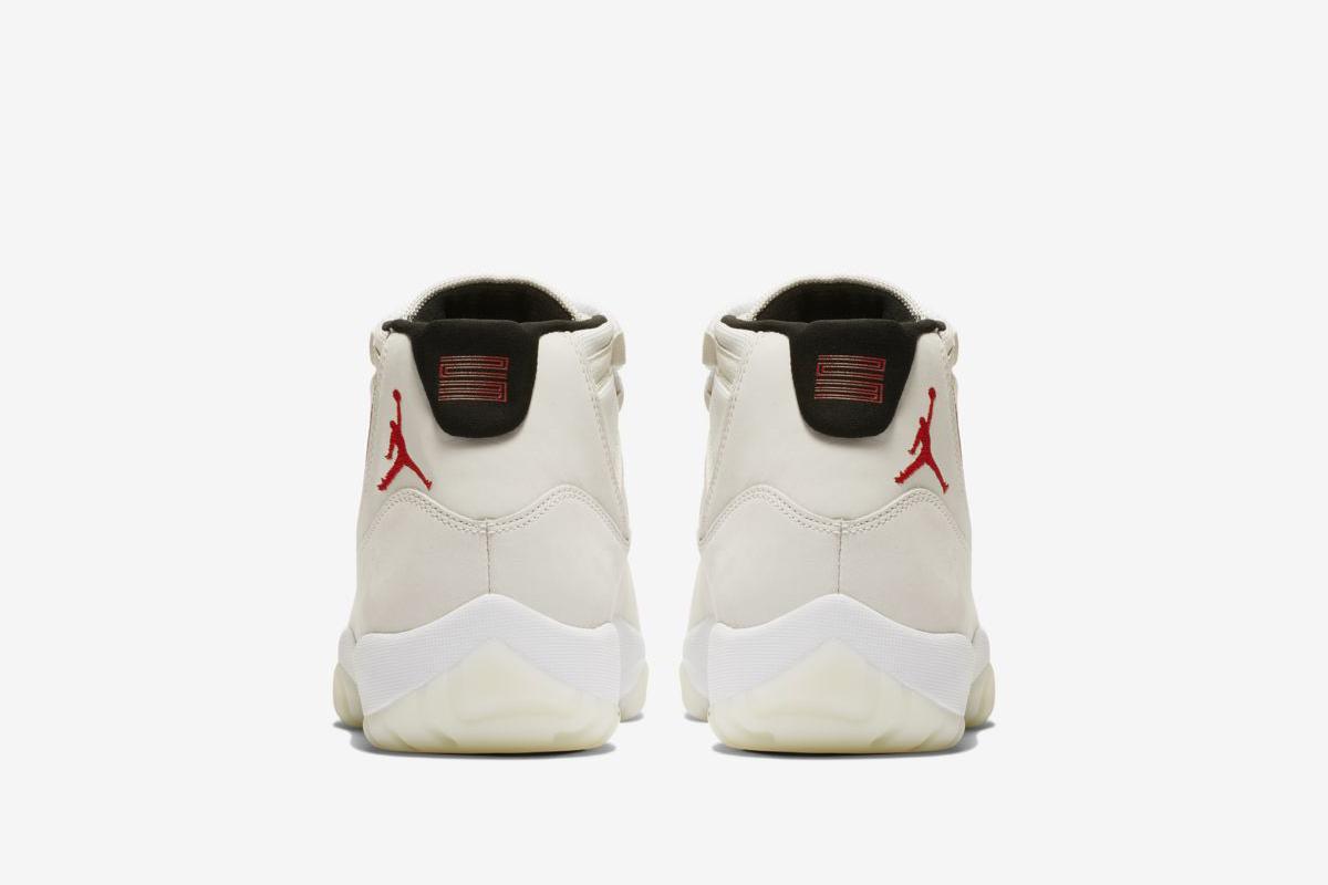 Air Jordan 11 Platinum Tint
