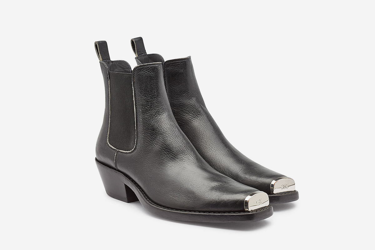 Western Ankle Boots