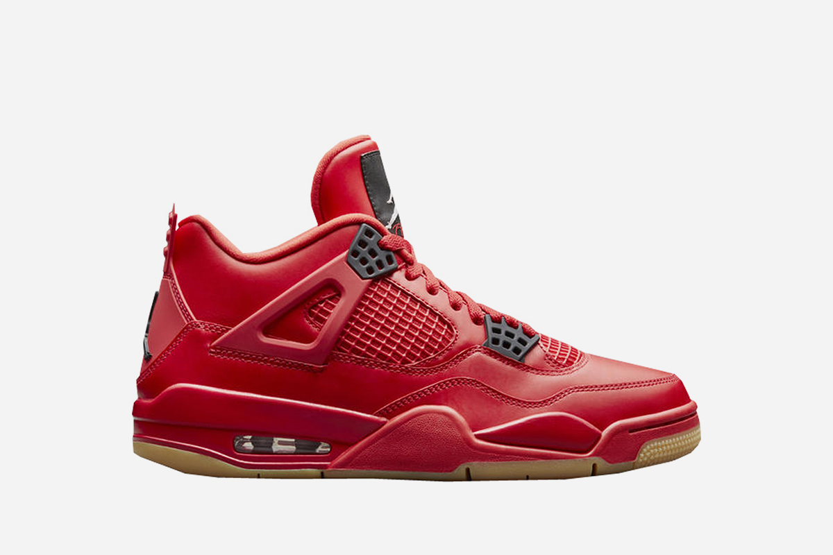 Jordan 4 Retro Fire Red Singles Day 2018