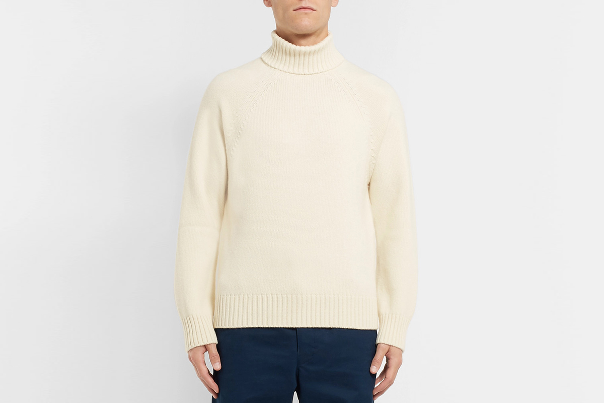 Roll Neck Sweater