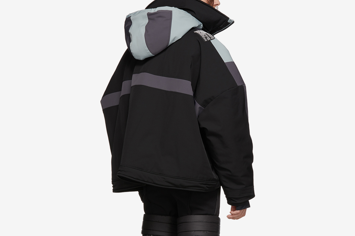 Short Villa Shell Jacket