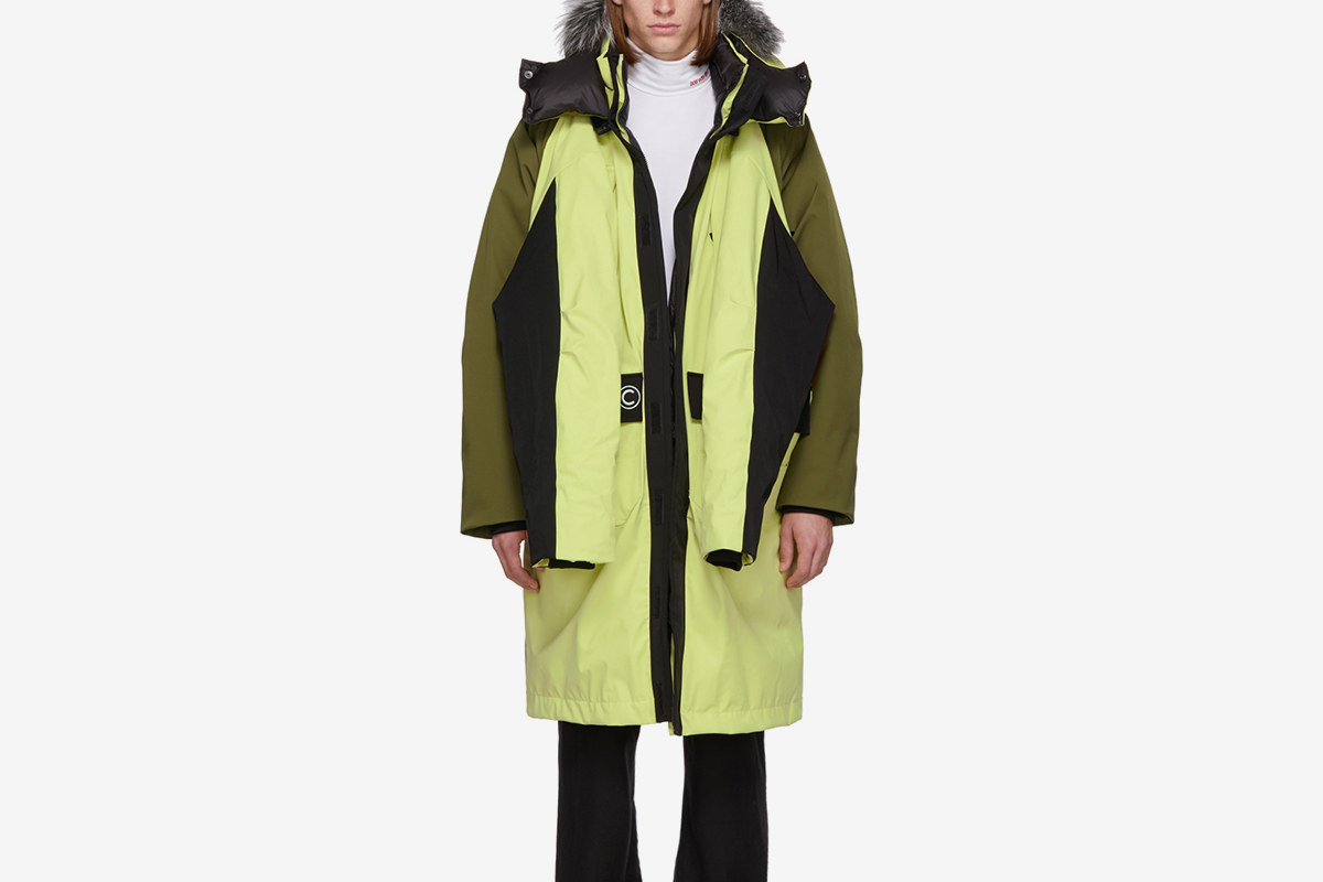 Down Shayne Coat