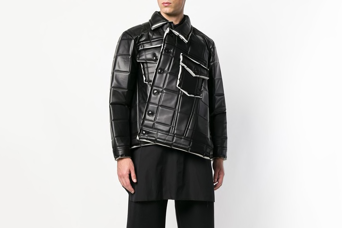 Asymmetrical Jacket