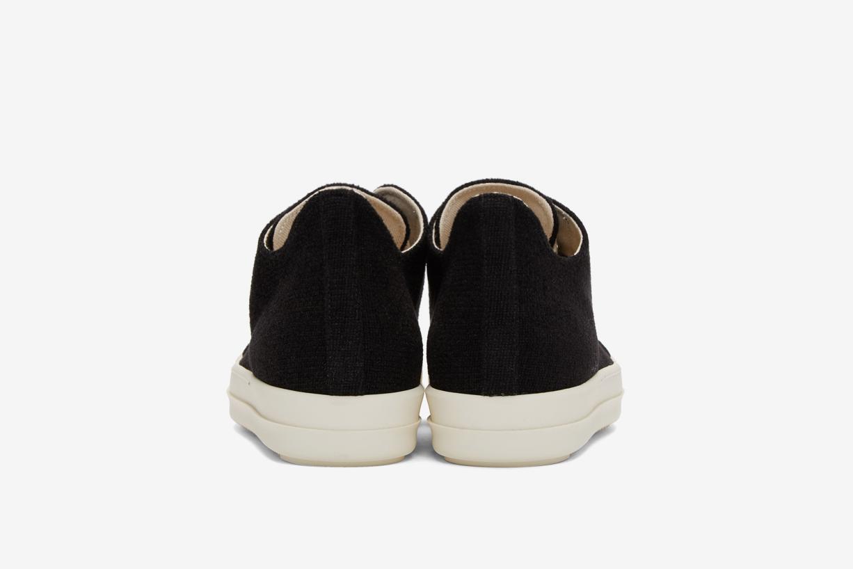 Velour Sneakers Low