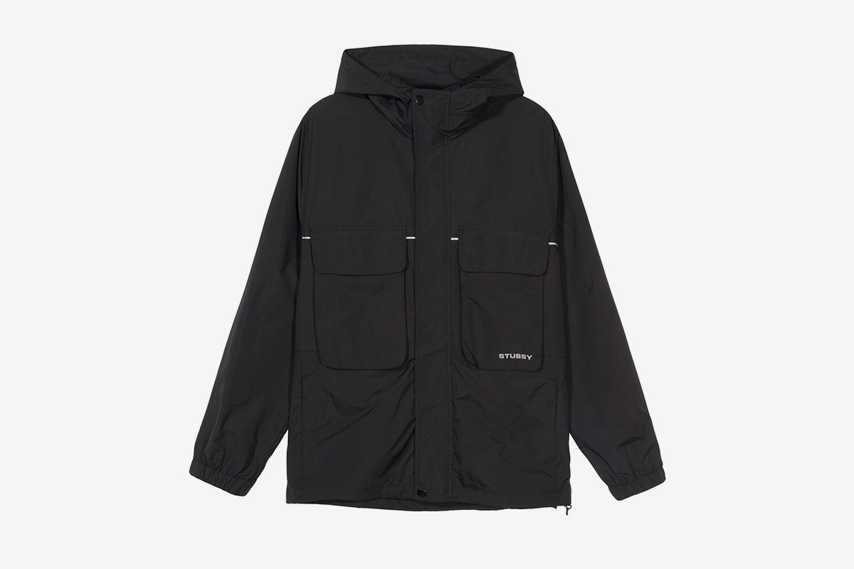 Big Pocket Shell Jacket
