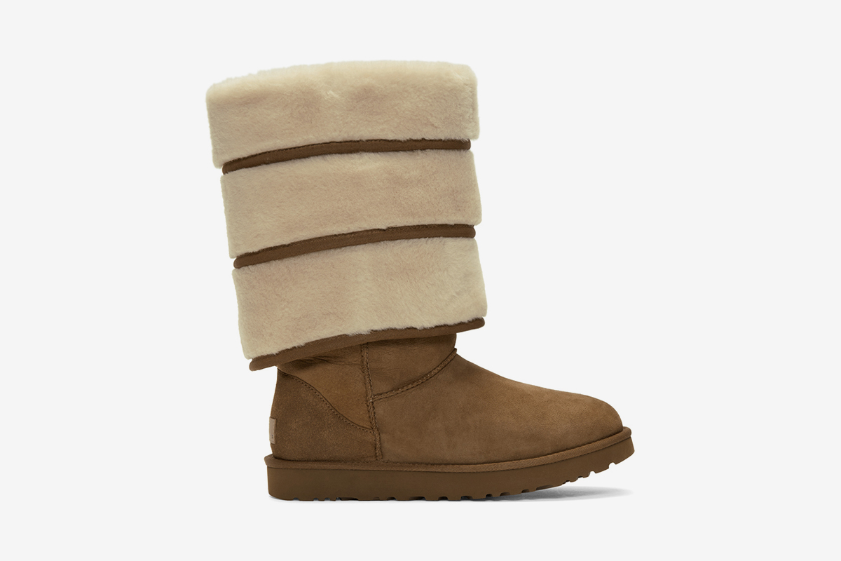 Layered Boots