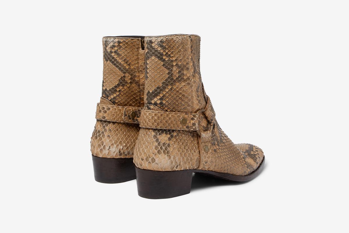 Wyatt Python Harness Boots