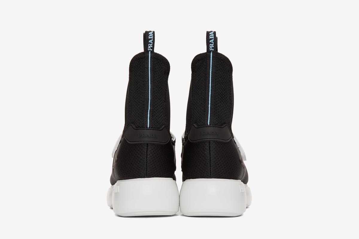 Cloudbust High-Top Sneaker