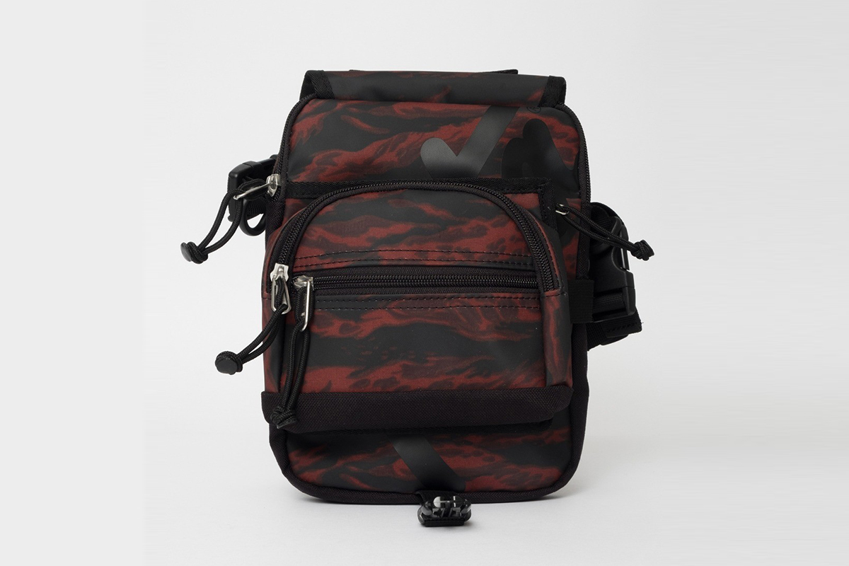 Tiger Stripe LBN Bag