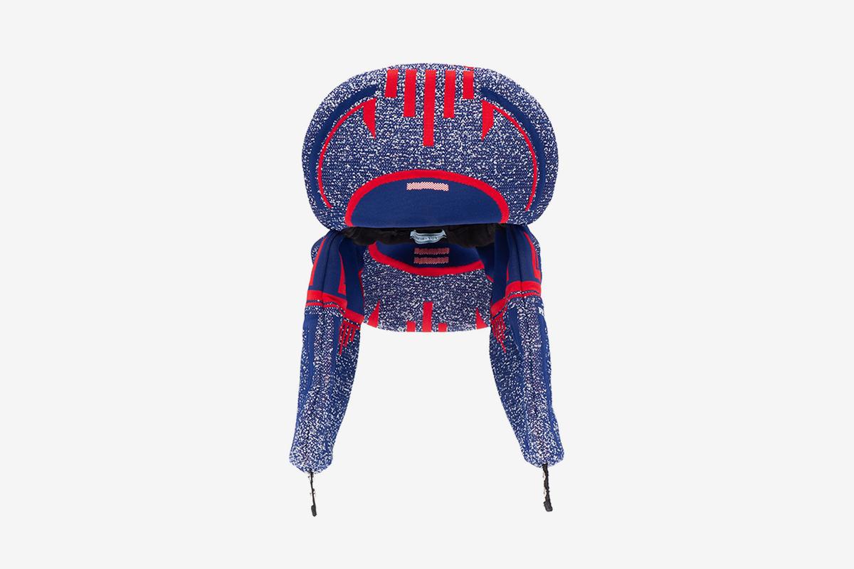 Jacquard Mouliné Hat