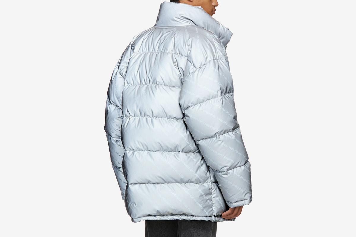 Down Profile Collar Jacket