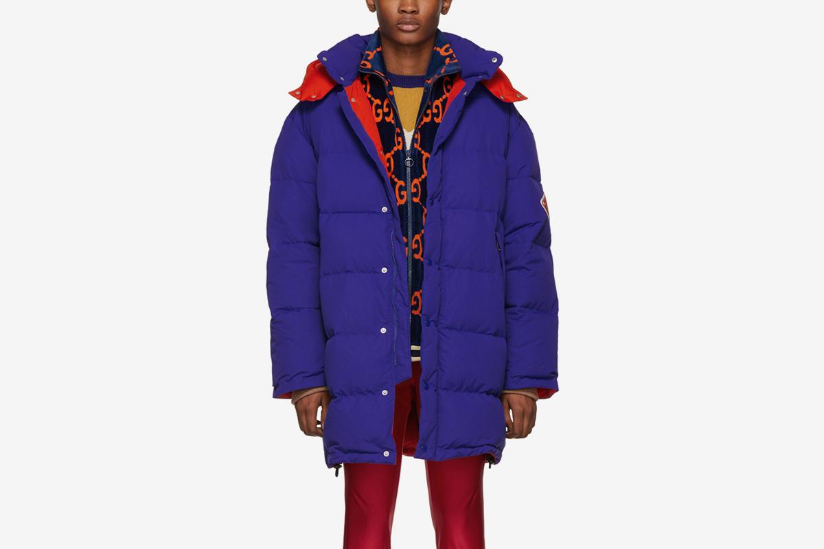 Blueprint Caban Down Jacket
