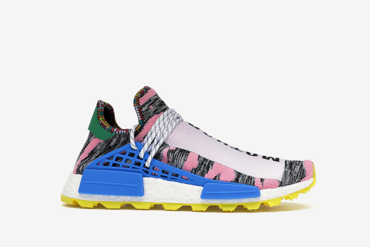 NMD Hu Pharrell Solar Pack Mother