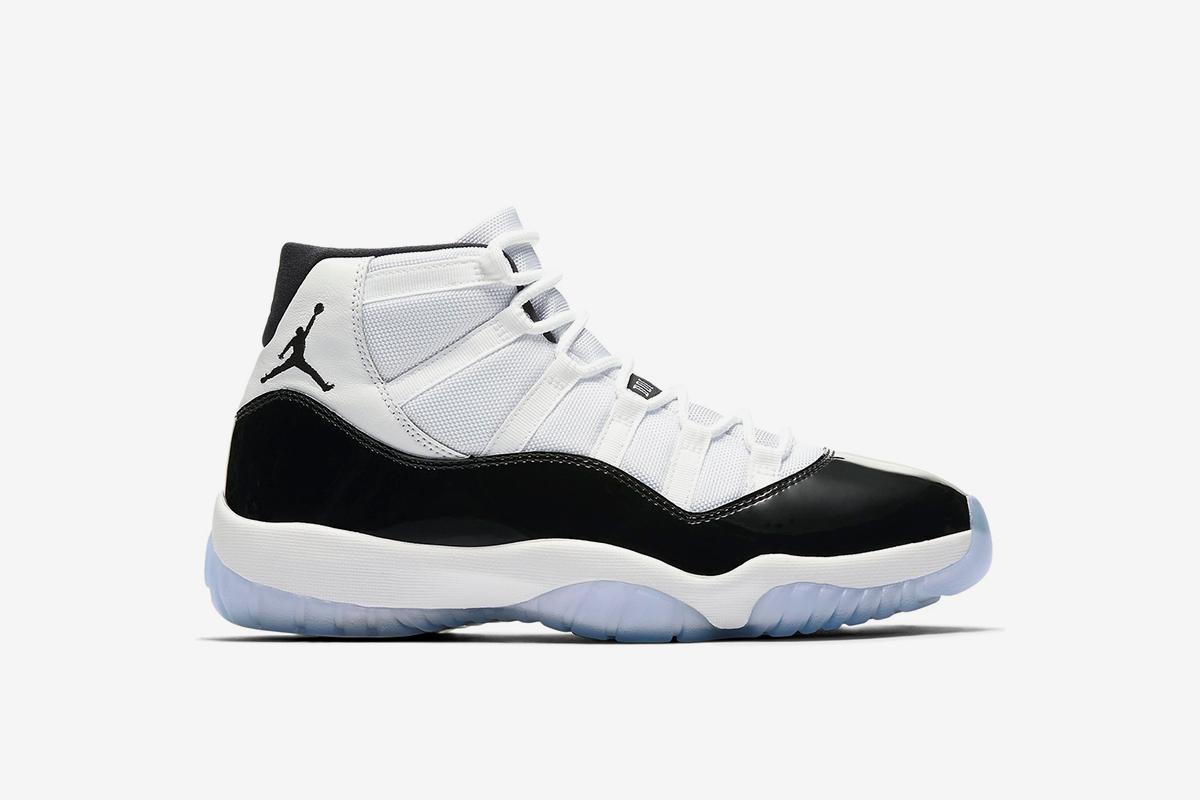 Jordan 11 Retro 'Concord'