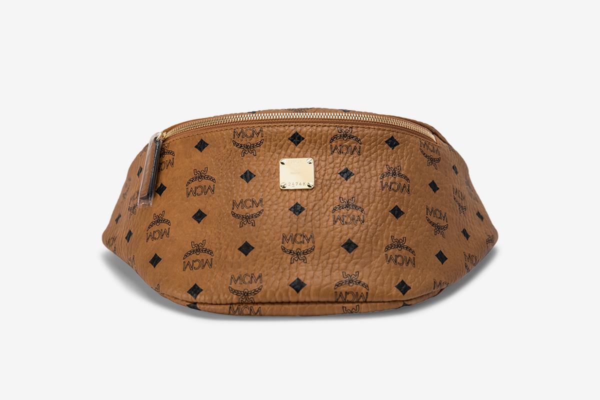 Stark Belt Bag Visetos
