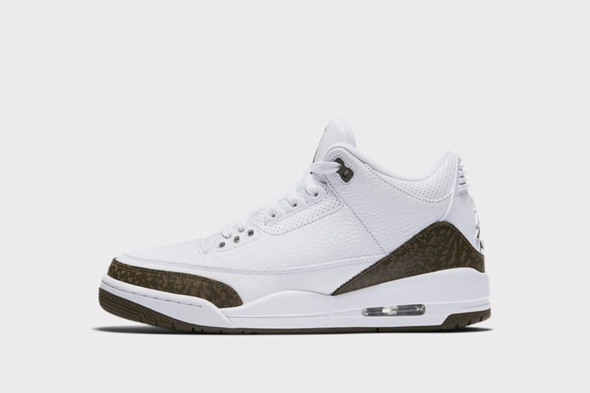 Jordan 3 Mocha