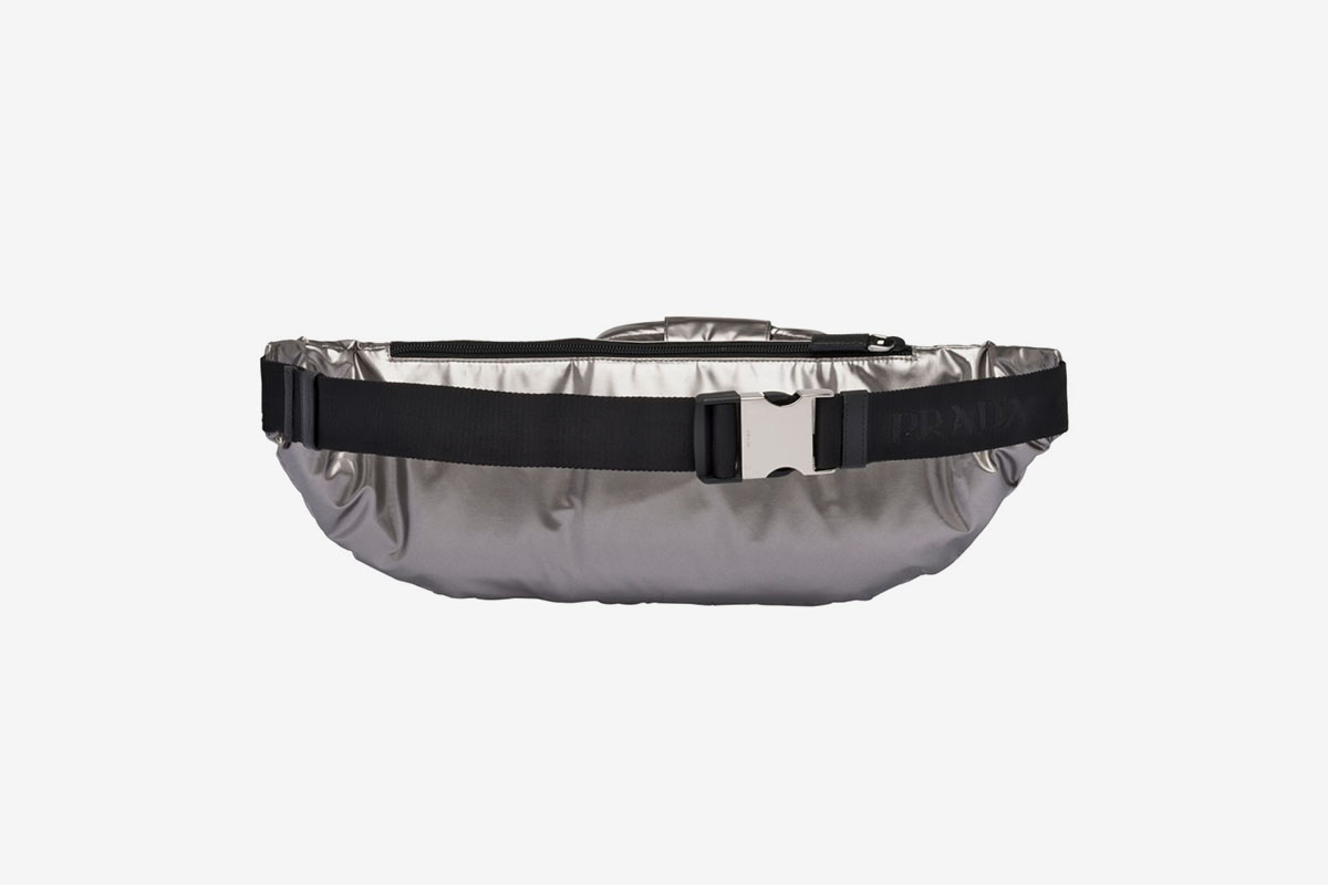 Technical Fabric Belt Bag