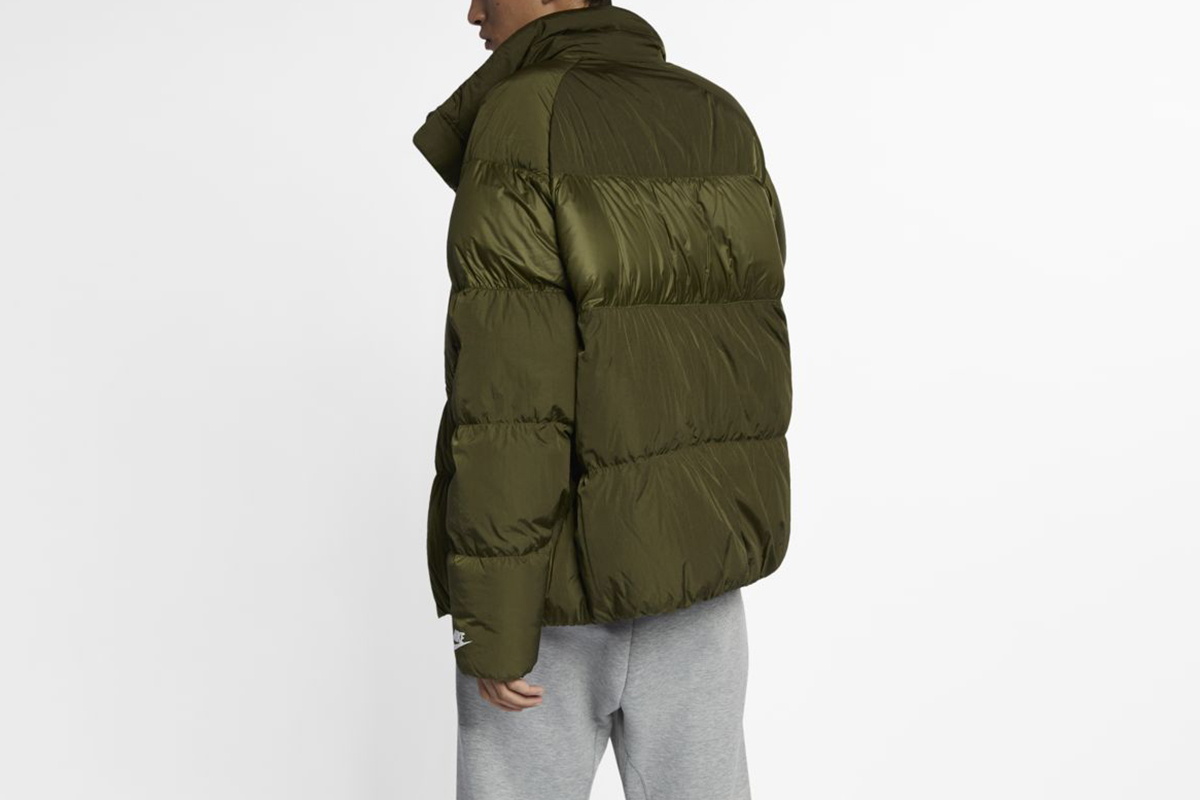 Sportswear Down Jacket