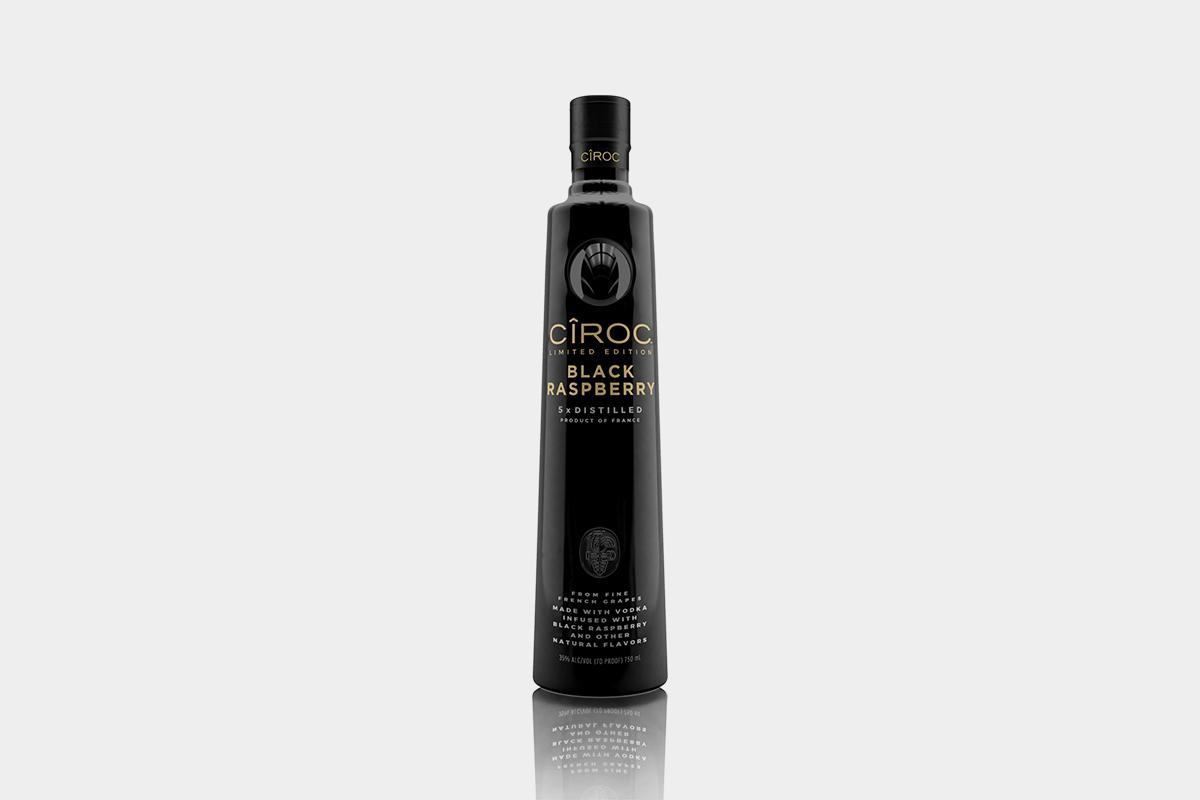 Black Raspberry Vodka