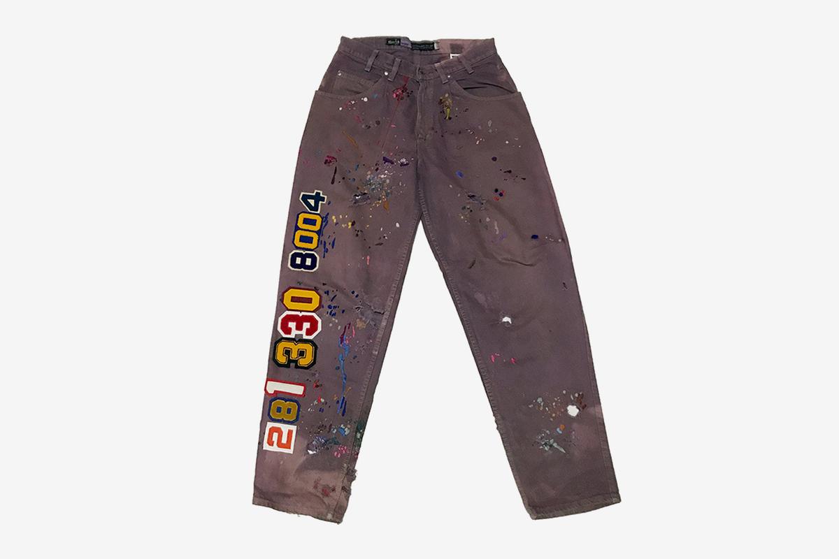 Mike Jones Vintage Levi's Jeans