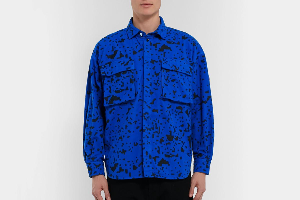 Noise Flannel Shirt